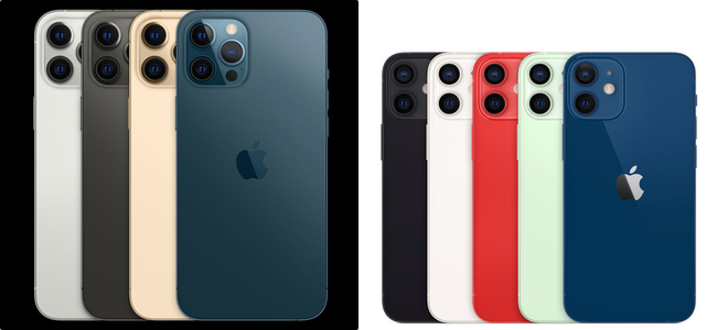 「iPhone 12 mini」「iPhone 12 Pro Max」本日6日22時より予約開始