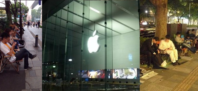 iPhone X発売に際して行列が復活。しかし3年の時を経て喜びの声は少なく
