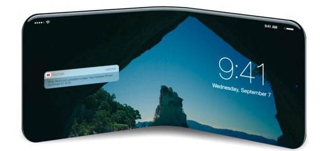 Appleが2020年には折りたたみ可能なiPhoneを発売?
