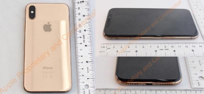 iPhone Xのゴールドモデルは発売開始当初から予定にあったがキャンセルになったことがFCC申請により判明