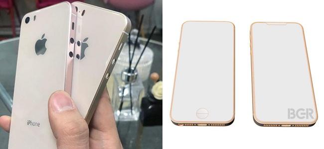 iPhone SE 2のものとされる筐体写真や3Dレンダリング画像が登場。ホームボタン無しの全面ディスプレイ、背面はガラス製の可能性が高まる