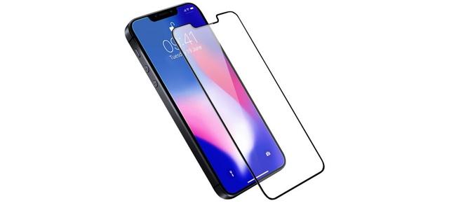 次期iPhone SE用とされる保護ガラスの画像が登場。ホームボタン無しノッチ有りに?