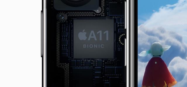 iPhone X/8/8 Plusに搭載されるA11 BionicチップのベンチマークスコアをAntutuが公開