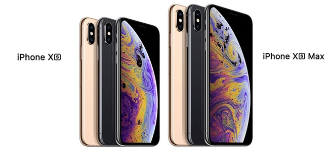 「iPhone XS」「iPhone XS Max」「Apple Watch Series 4」発売開始!