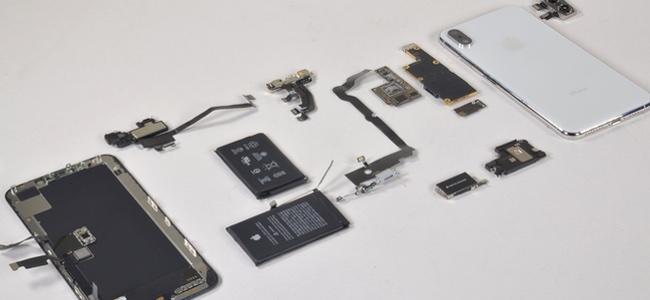 iPhone XS/XS MaxのA12 Bionicは前モデルより5%のサイズ縮小、カメラのセンサーは大型化。分解レポートより判明