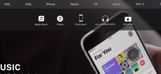 iPod nano、iPod shuffleがAppleのサイトから姿を消す