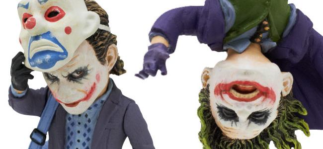 怖いほどリアル!映画ダークナイトの悪役ジョーカーがフィギュアストラップ化!