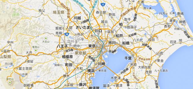 コレは全員ダウンロード必須!Googleマップ公式アプリ「Google Maps」