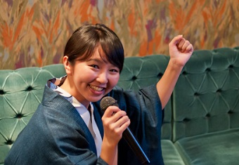 karaokegilrcyan