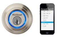 iPhoneが近づくのを感知して自動で解錠!便利すぎるデジタルキーシステム「Kevo」登場