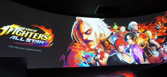 KOFが本格的なアクションRPGへ。「THE KING OF FIGHTERS ALLSTAR」が正式に発表!発表会&実機プレイレポート