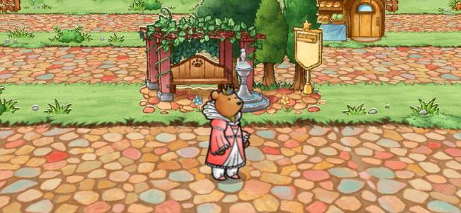 くまのパラダイスをつくるゲーム「くまぱら」は、ゆるくてかわいい村づくりゲームだった!