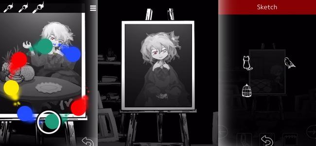 望みのものを描かなければ殺される。絵画の少女と過ごす恐怖の7日間を描くサスペンスホラー「まつろぱれっと」