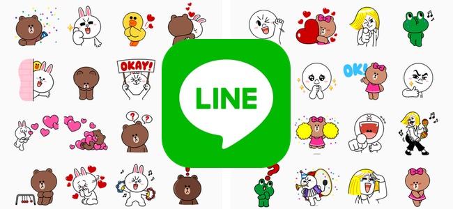 LINEの無料で使える基本スタンプに新たに120種類のアニメーションタイプが追加