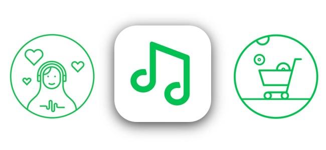 LINE MUSICが楽曲のダウンロード販売を開始!定額サービスを利用しなくても個別に音楽を買うことが可能に!