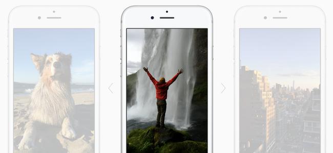 iPhone 6sにしたら壁紙をLive Photosに設定してみよう!にゅるっと動くぞ!