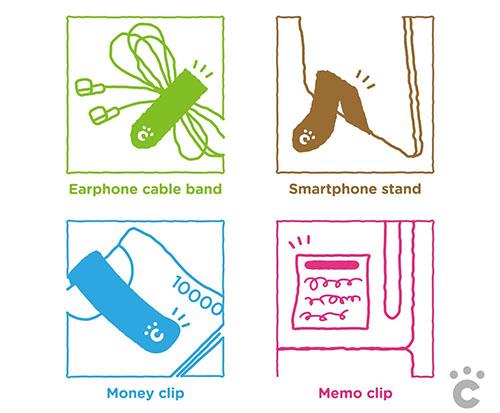 m-clip use