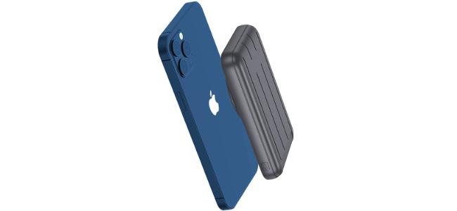 AppleがiPhone 12シリーズ向けにMagSafeモバイルバッテリーを発売するかも