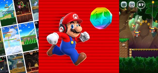 「Super Mario Run(スーパーマリオ ラン)」大型アップデートがApp Storeにて発表!新しいゲームモードに新ワールド、新キャラクターも追加!