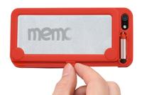 何度でも繰り返し書ける!マグネット式メモ搭載ケース「memotty」のiPhone 5版が登場