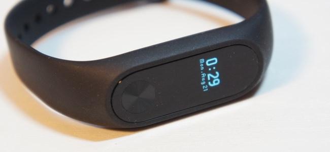 3千円で買えるiPhone対応の中国メーカーの活動量計の実力は!?「mi band 2」レビュー