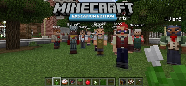 教育現場向けマインクラフト「Minecraft: Education Edition」のiPad版がリリース