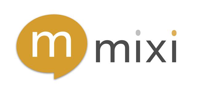 ユーザーフレンドリーな設計が行き届いているコミュニケーションツールアプリ「mixi」