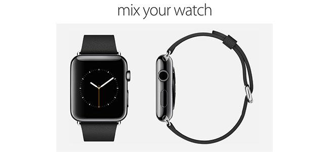 Apple Watchのモデルやベルトの組み合わせを確認できる「MixYourWatch」