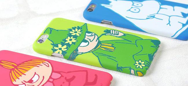 リトルミィがいっぱい!ムーミンのiPhone 6用ケースが可愛い件