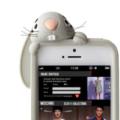 iPhoneから困り顔のウサギが見つめてる。モスキーノ人気のiPhoneケースに新作登場!