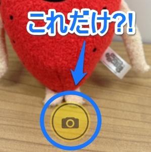 ボタンなんか押したくないでござる!無精に捧げる最強ラク撮りアプリ「ニートカメラ」