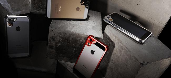 ソフトバンク、「ガンダム」の大河原邦男デザインによるiPhone 5s/5ジュラルミンケースを限定発売!
