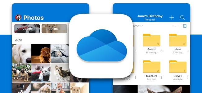 iOS版「OneDrive」アプリがアップデートでHEIF形式の写真のアップロードに対応