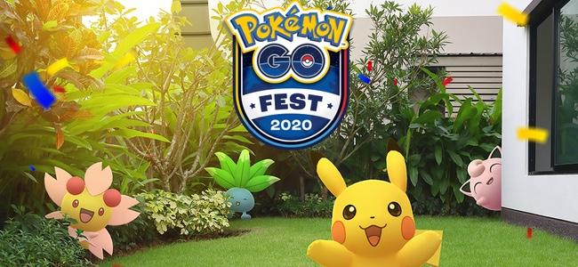 「Pokémon GO Fest 2020」が7月25日(土)~26日(日)に開催決定!初めてのバーチャル開催で、トレーナーは世界中のどこからでも参加できる形に