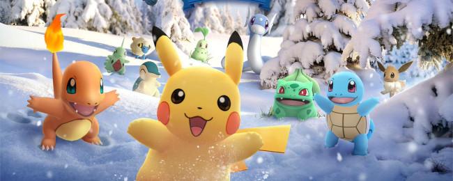 【ポケモンGO】12月のコミュニティ・デイは今年の総決算!12月1日から3日間に渡り、今まで登場したポケモンが全部登場!