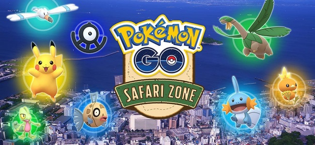 【ポケモンGO】横須賀で行われるリアルイベント「Pokémon GO Safari Zone in YOKOSUKA」の抽選申し込みは今日午前10時まで!