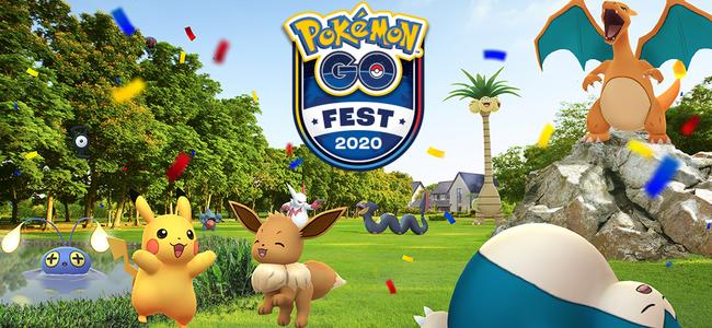 「Pokémon GO Fest 2020」チケット販売開始とイベントの詳細が発表!当日限定の「スペシャルリサーチ」などが登場