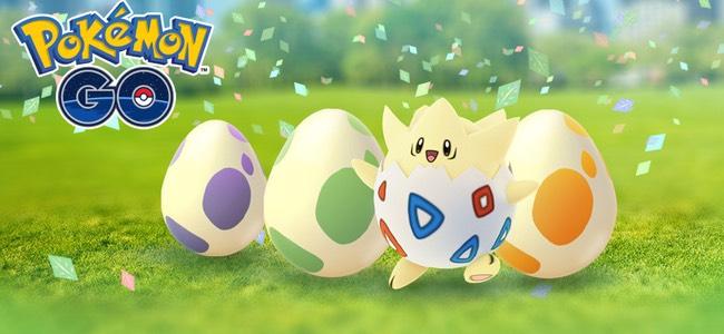 【ポケモンGO】2kmタマゴからかえるポケモンの種類が増加、取得XPも2倍の新イベント「ポケモンのタマゴを探せ!」が開始!