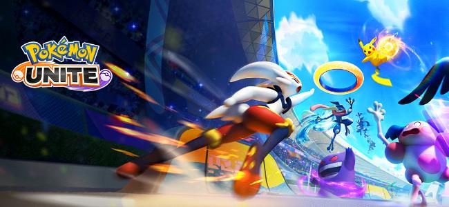 クロスプラットフォームのポケモンMOBA「ポケモンユナイト」スマホ版は9月配信予定と発表。Switch版が先行して7月に配信