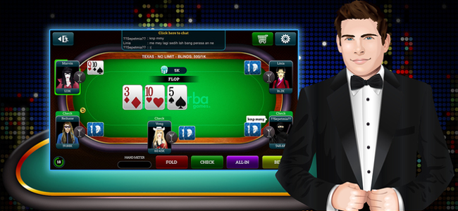 手軽にトライできる本場のポーカーカジノアプリ「Poker Live Omaha & Texas」