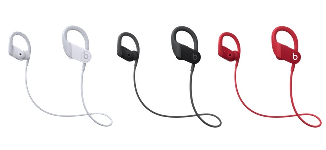Beatsが最新ワイヤレスイヤホン「Powerbeats」を正式に発表