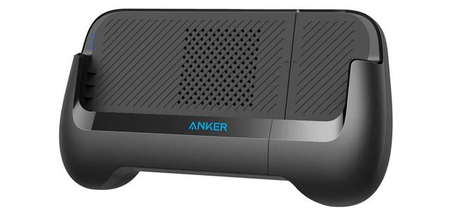 Ankerからスマホでゲームをする際に最適な冷却ファン内蔵グリップ+モバイルバッテリーの「Anker PowerCore Play 6700」が発売開始