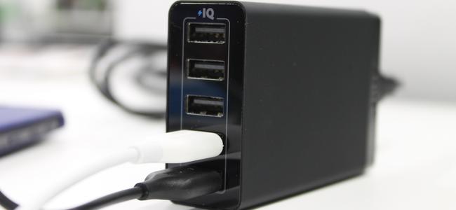 定番のAnkerの5ポート充電器がauに続きSoftBankとコラボ!「PowerPort 5X」として全国ソフトバンクショップで販売開始!