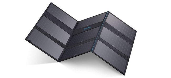 Ankerから最先端の太陽光パネルを搭載した高出力USBソーラーチャージャー「PowerPort Solar 60」が発売開始!