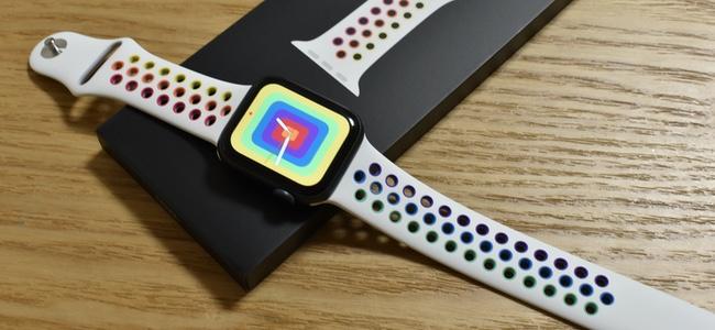 Apple Watch用「プライドエディションNikeスポーツバンド」レビュー