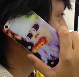 「プリスマ」でオリジナルiPhoneケースを作ってみた!500円引きクーポンあり
