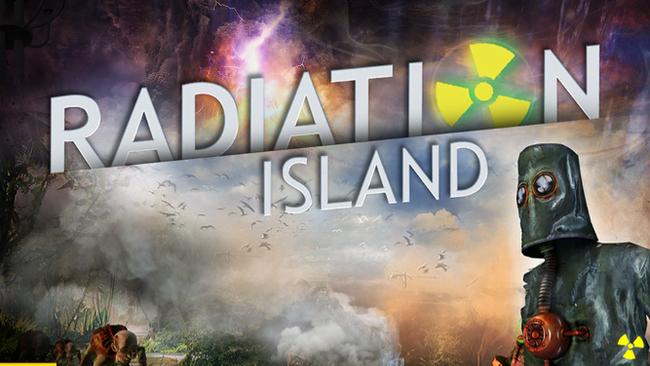 謎に満ちた島で生き抜け!ハイクオリティなサバイバルゲーム「Radiation Island」