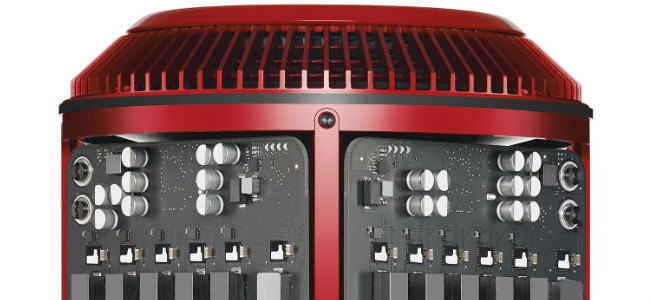 ジョナサン・アイブが手がけた世界に一台だけの真っ赤なMac Pro、約1億円で落札!