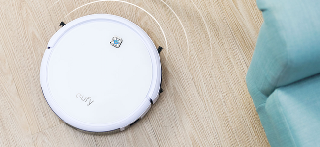 ダスト容器が30%サイズアップ!吸引力も兼ね備えた自動掃除機ロボット「eufy RoboVac 11」発売開始