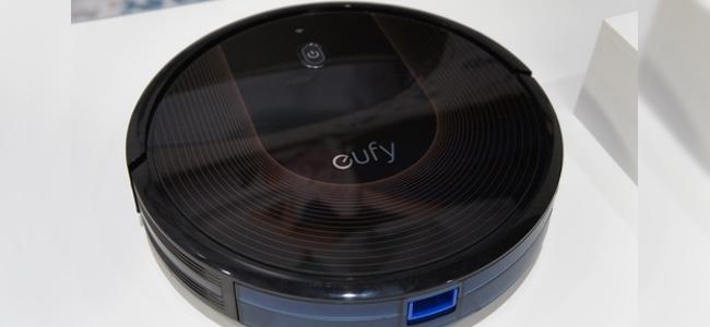 Ankerからロボット掃除機の最上位モデル「Eufy RoboVac 30C」が発売開始!スマホアプリからの操作や専用境界線テープによる自在な掃除エリアの指定が可能!